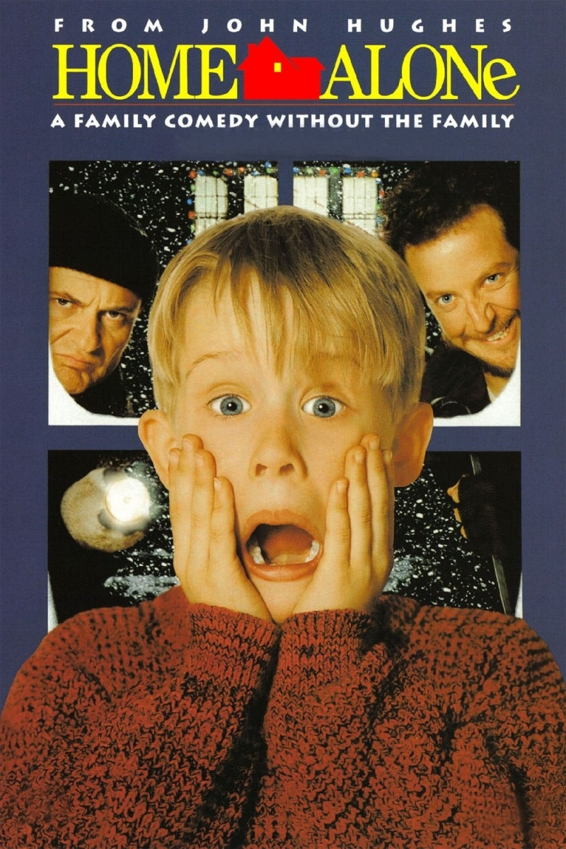 home alone was released closer to the moon landing than it was to today