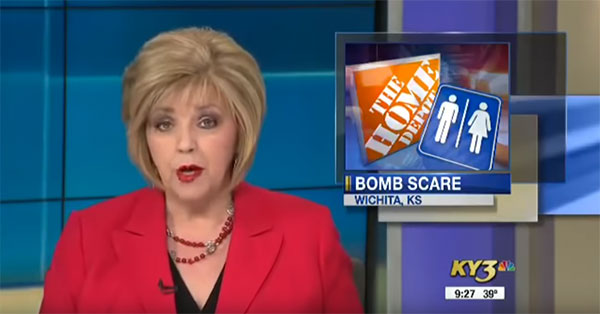 wichita home depot bomb threat