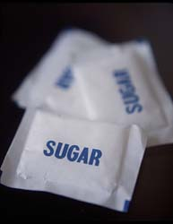 sugar packets