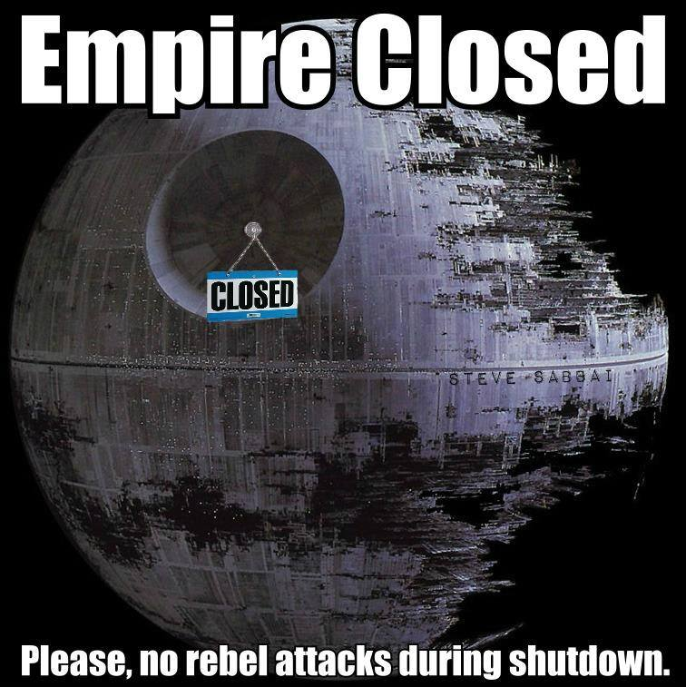 empire closed