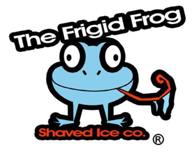 austin frigid frog shaved ice
