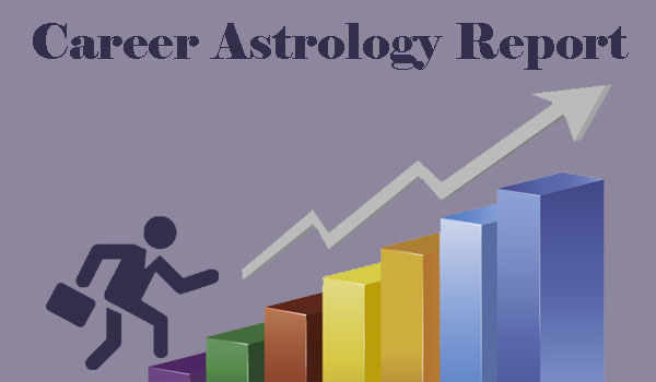 career astrology report, job astrology report, horoscope predictions