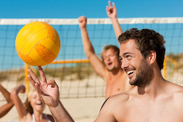 sand volleyball team names