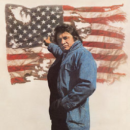 ragged old flag- johnny cash