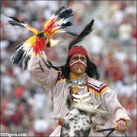 chief osceola, florida state