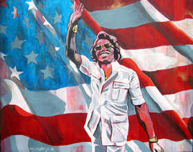 living in america - james brown