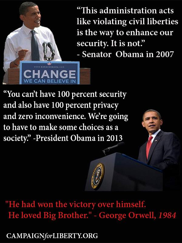 obama versus himself