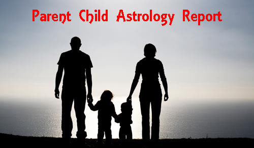 parent child astrology report - astrolika.com