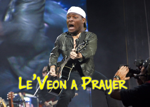le'veon a prayer