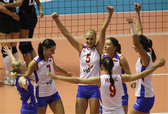serbian volleyball