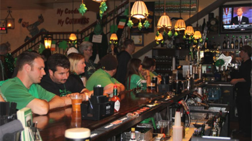 the irish house - new orleans