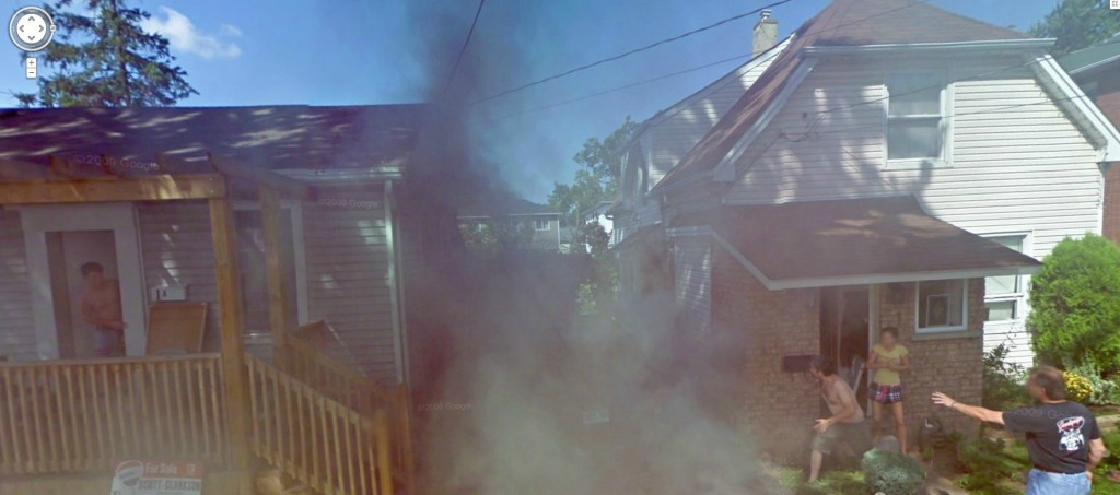 a backyard barbecue gone awry in ontario
