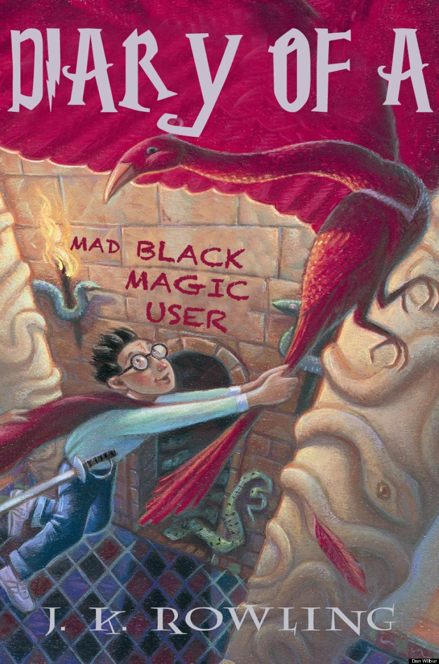 diary of a mad black magic user
