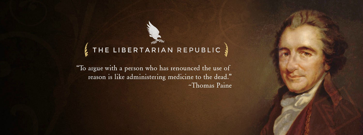 the libertarian republic