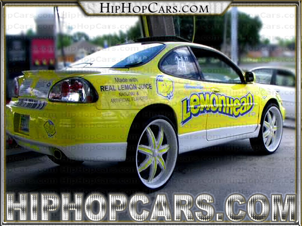 lemonheads car