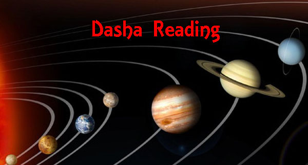 dasha reading - astrolika.com