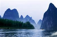 li river valley, china