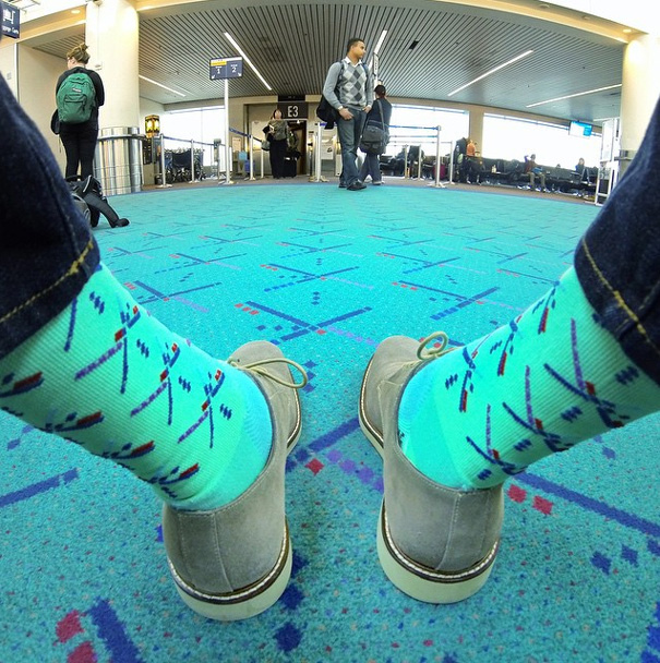 airport carpet aaron