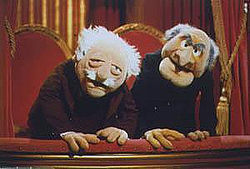 waldorf and statler