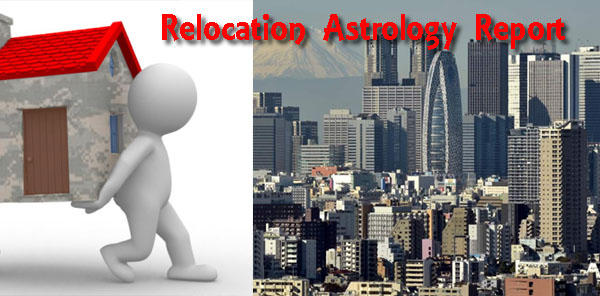 relocation astrology report - astrolika.com